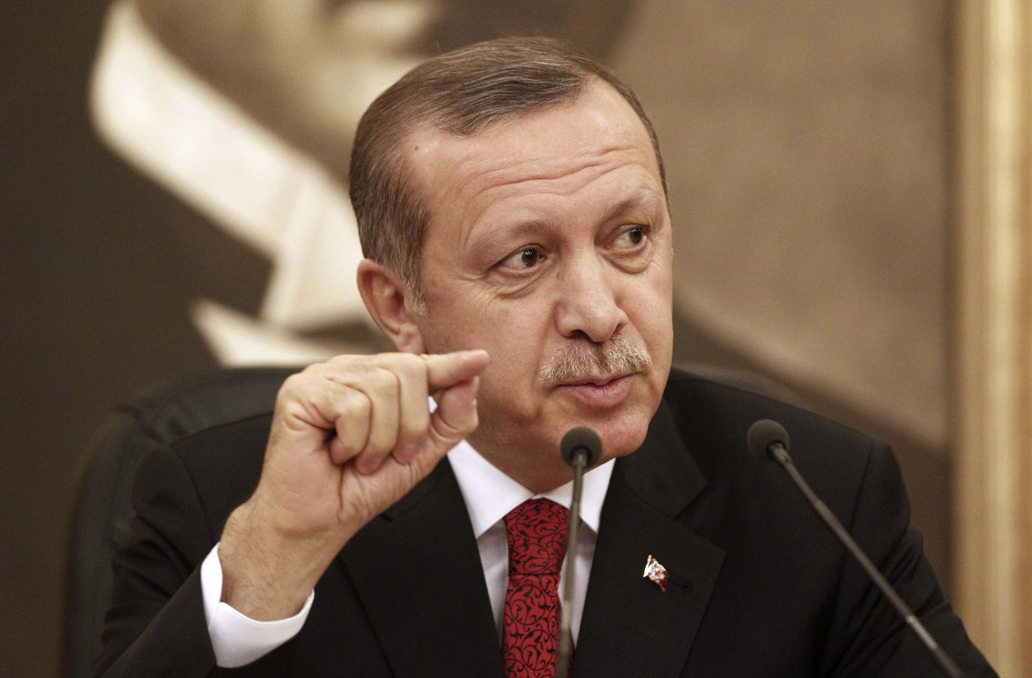 Erdogan at war with the New York Times