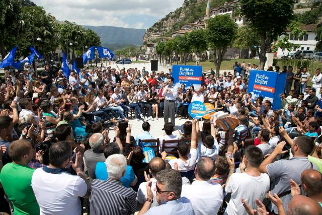 Opposition imposes conditions for cooperation with the government after the local government elections