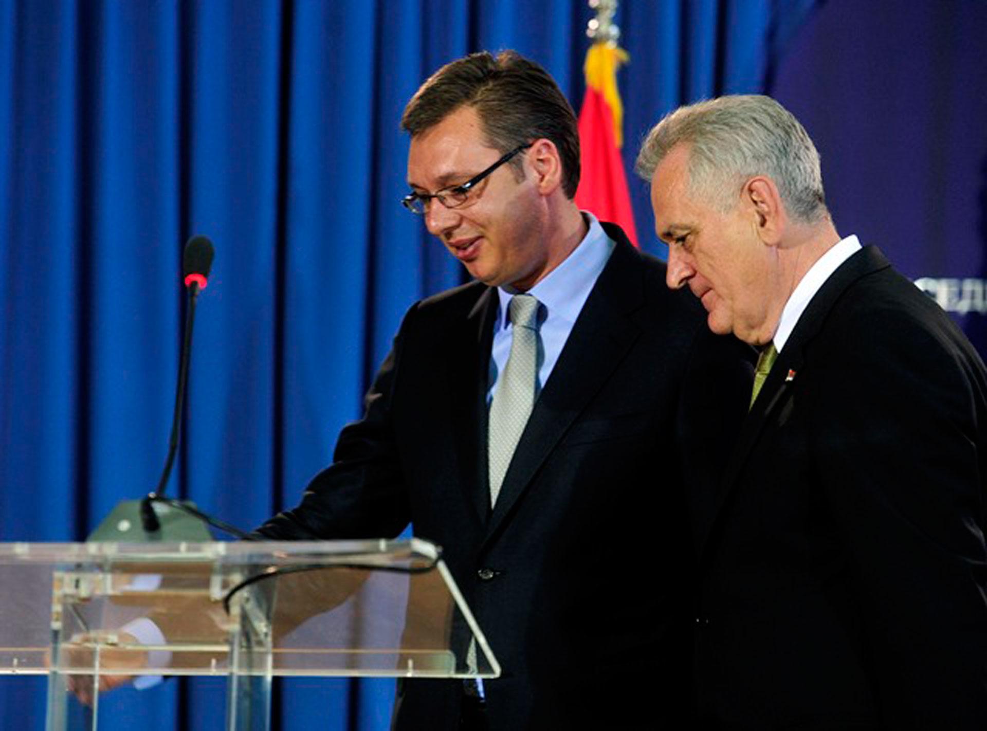 Vucic: I have full trust in Nikolic