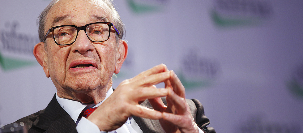 Greenspan: A Grexit is a matter of time – Buffett: That is how the euro could be strengthened