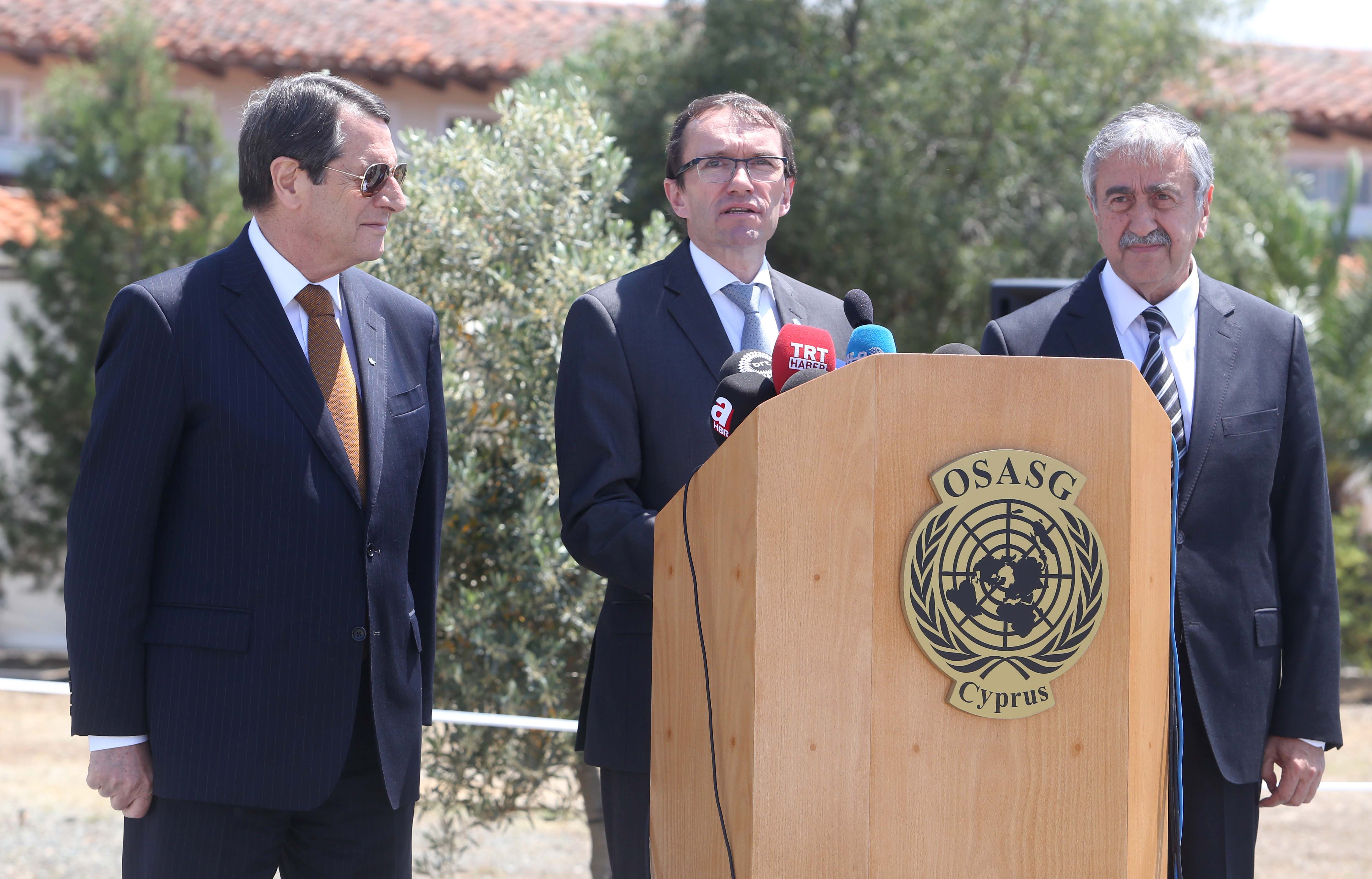 EU and Russia can act as catalysts in the Cyprus problem