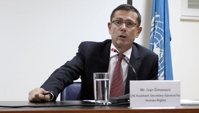 International inquiry on the event in Kumanovo, says UN official