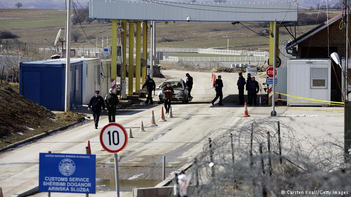 Agreement is reached for two new border crossing points between Kosovo and Serbia