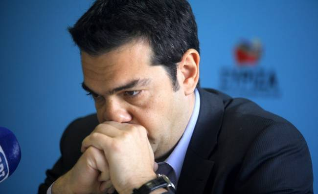 Tsipras looks for political deal in Riga