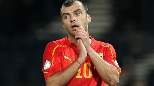 Pandev is expected to return to the national side of FYROM