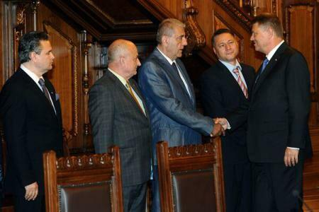 Romanian President urges competitive business environment