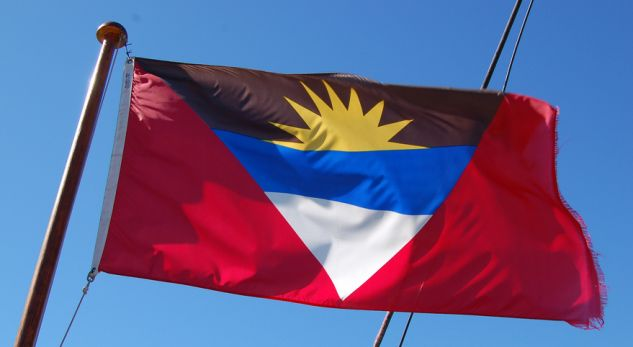 Antigua and Barbuda recognizes the independence of Kosovo