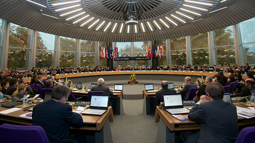 BiH chairmanship in Committee of Ministers of the Council of Europe