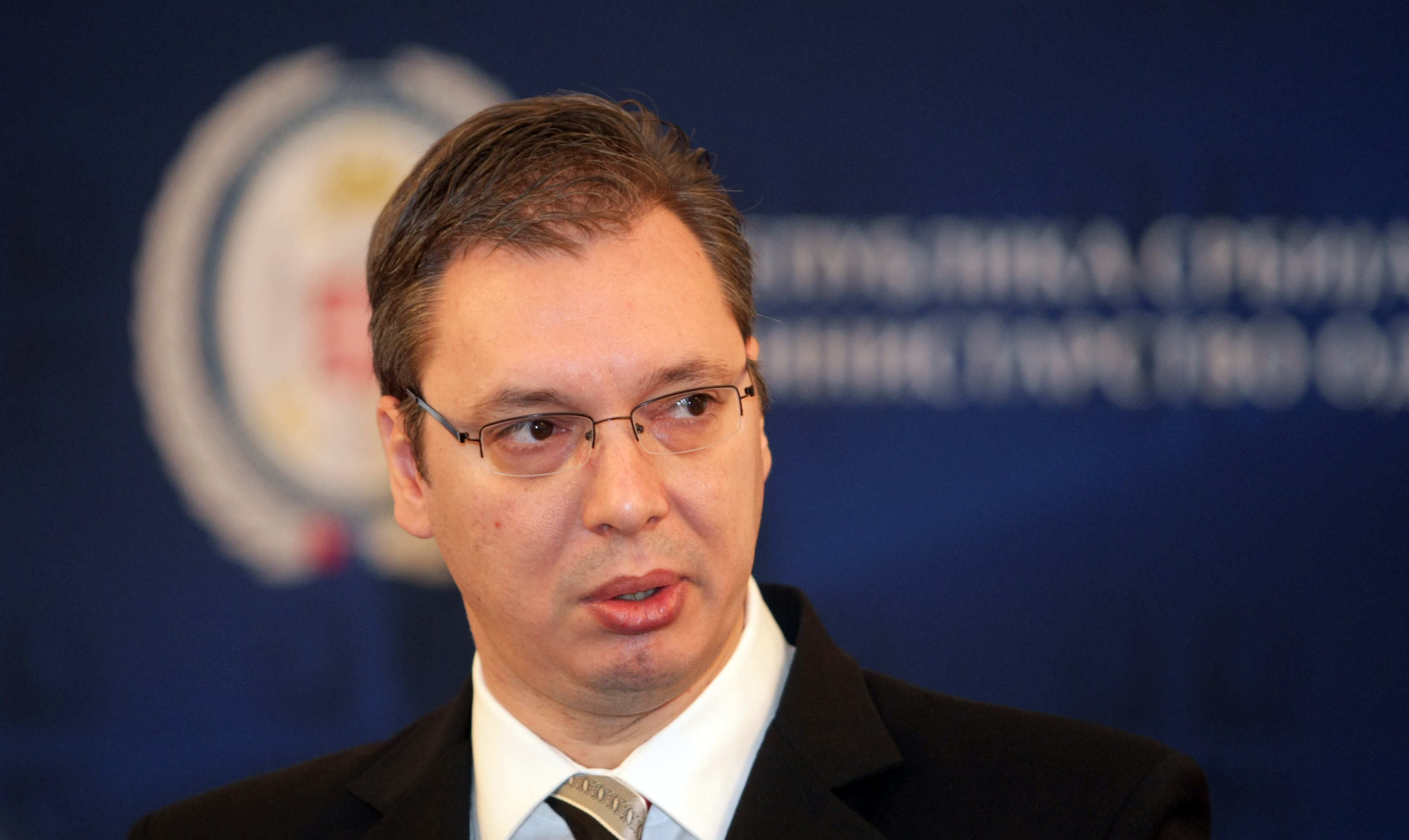 Serbia tired of patience, Vucic says
