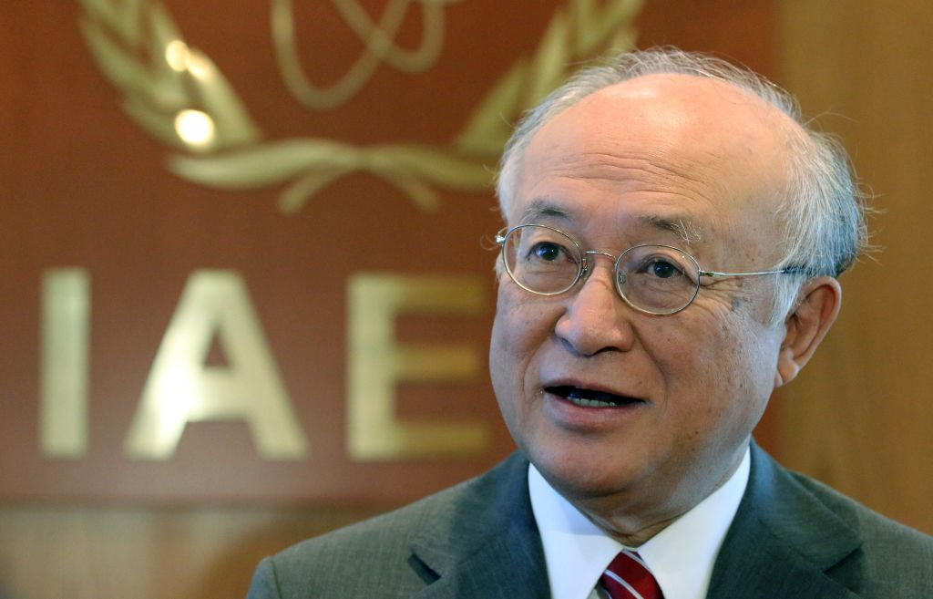 IAEA Director General and Croatian Economy Minister discuss cooperation