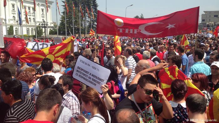Political crisis in FYROM still persists