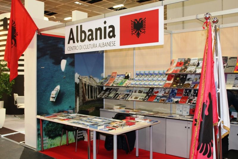 Albania in the World Book Fair in Turin