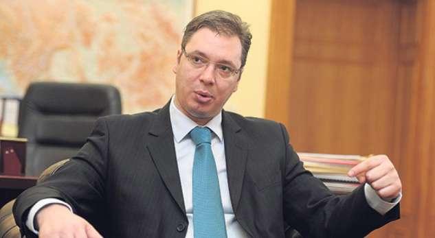 Serb PM to visit Tirana on 26 and 27 May