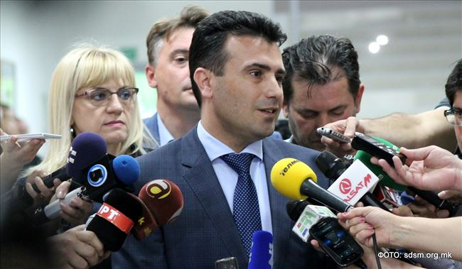 Political leaders in FYROM still unable to find an agreement