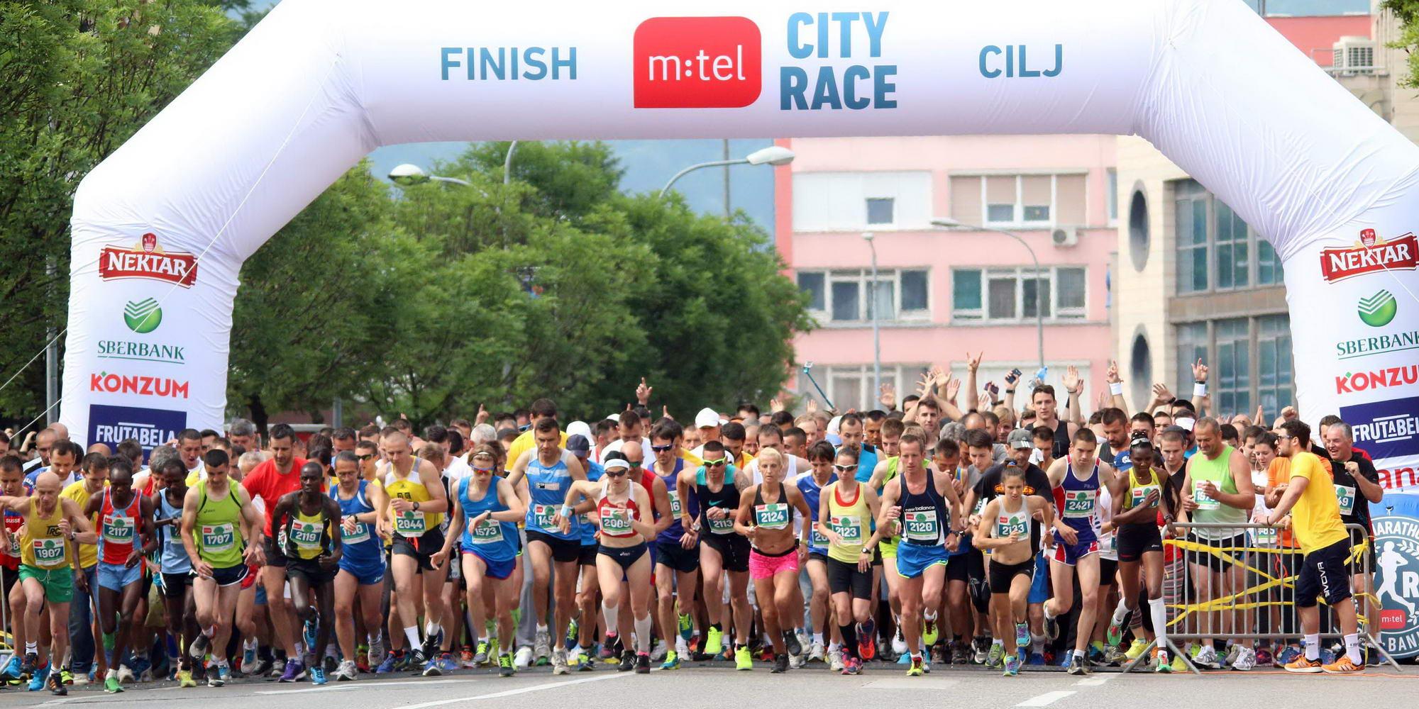 Banja Luka hosted first half marathon