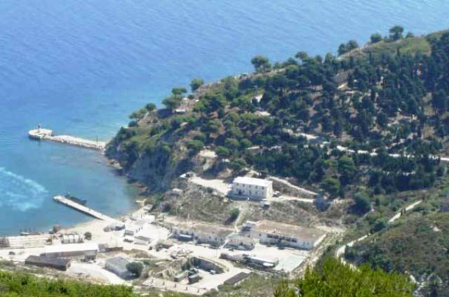 Military island of Sazan opens for tourists