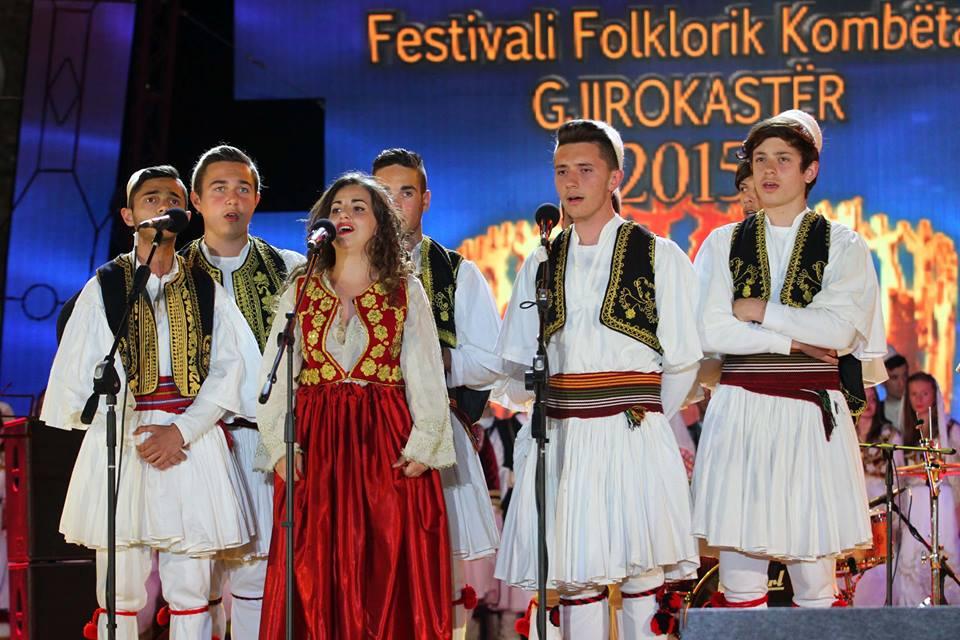 Gjirokastra Folk Festival allocates awards in Albania, FYROM and Montenegro