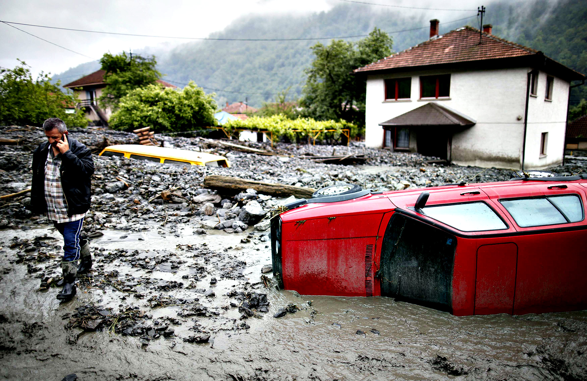 One year after the floods BiH still recovering