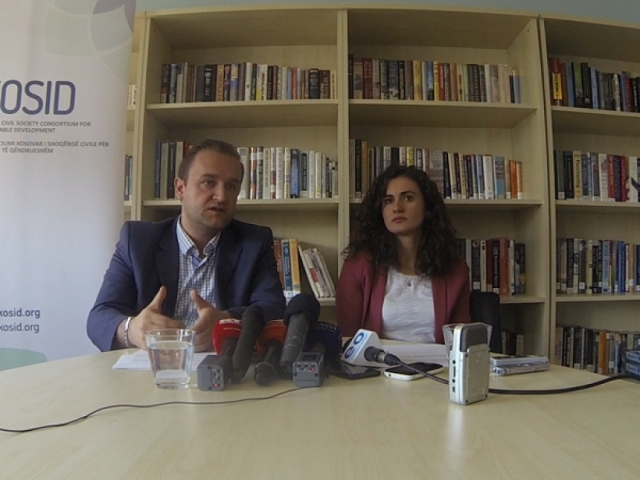KOSID: Parliament must envisage the citizens' petition against the increase of the price of energy