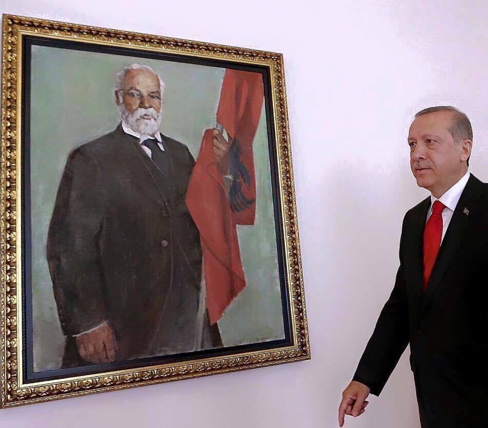 Critical reactions for the offer of the Turkish president Erdogan in Albania