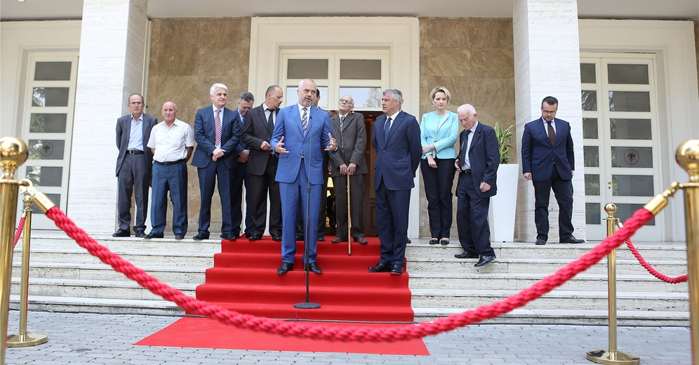 Debates between Albania and Kosovo for the burying of National Hero Isa Buletini