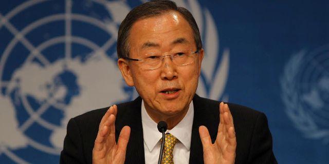 Ban Ki-moon praises the continuation of dialogue between Kosovo and Serbia