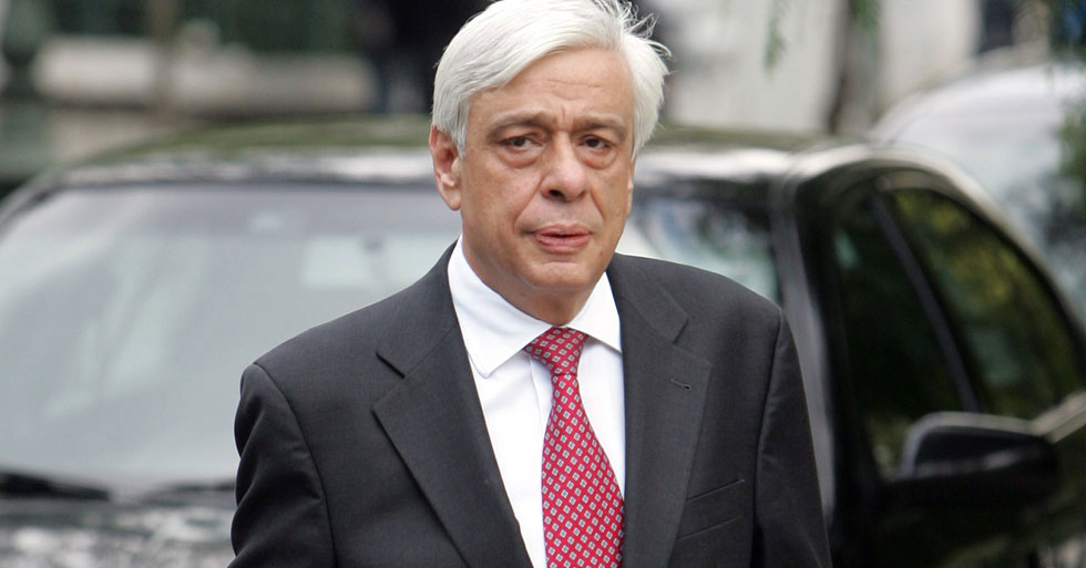 Pavlopoulos met with the International Committee of Special Olympics
