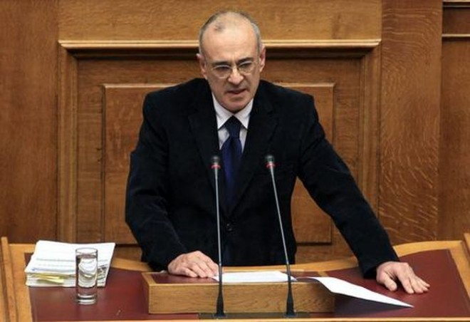 Mardas: 'The EUR 452 mln 'hole' in revenue led to the acceleration of the procedure for the presidential election'