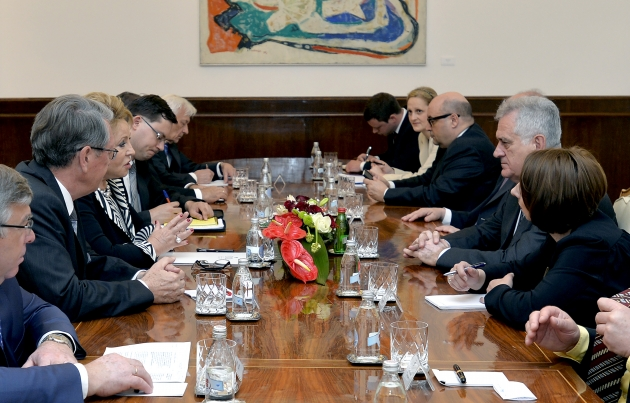Nikolic: Serbia will not impose sanctions against Russia