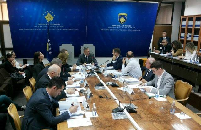 Kosovo is committed in the fight against organized crime and terrorism
