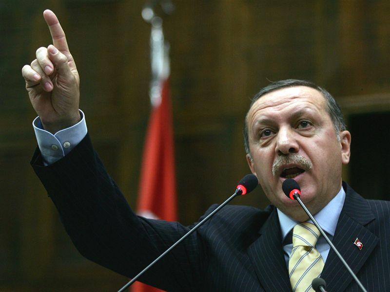 Turkish president Erdogan arrives in an official visit to Tirana