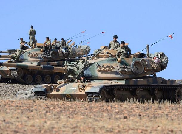 Kurds fear an invasion of Turkey in Northern Iraq