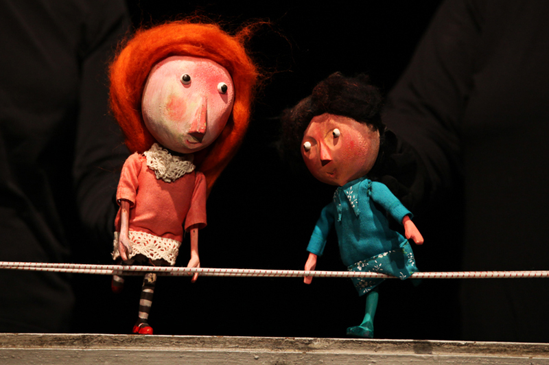 'Phenomenon of puppet play' in East Sarajevo