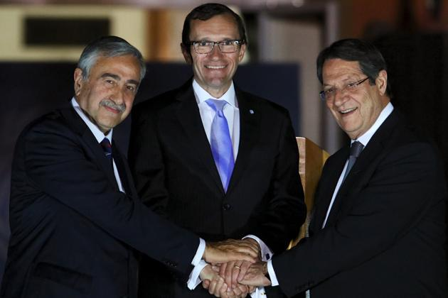 Cyprus talks to resume on Friday, May 15