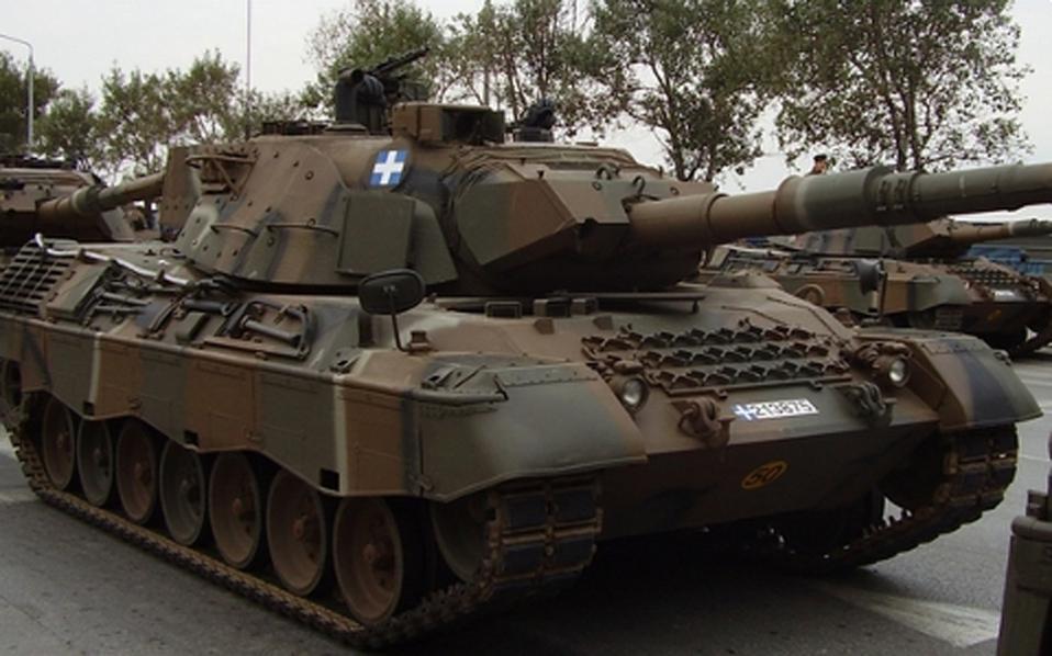 Panagiotis Katsis held into custody for the Leopard armament case