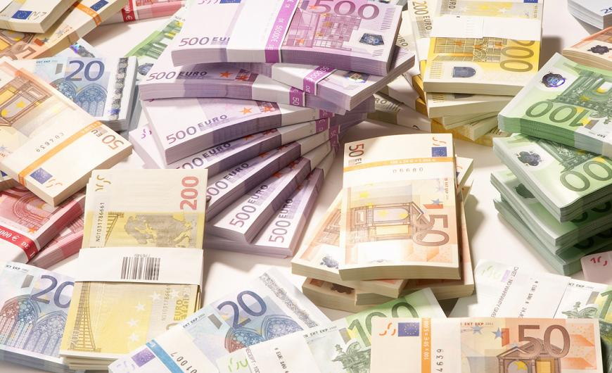 Arrears of the state increased by EUR 358 million