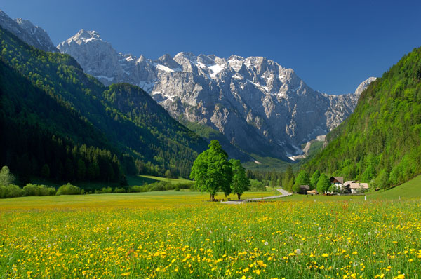 Slovenia promotes its tourism on BBC