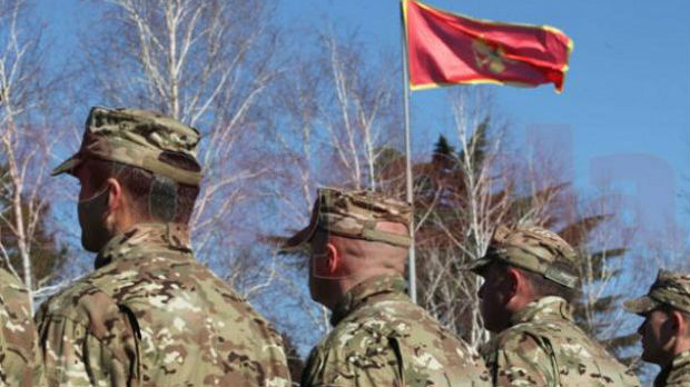 Shots fired at Montenegrin soldiers
