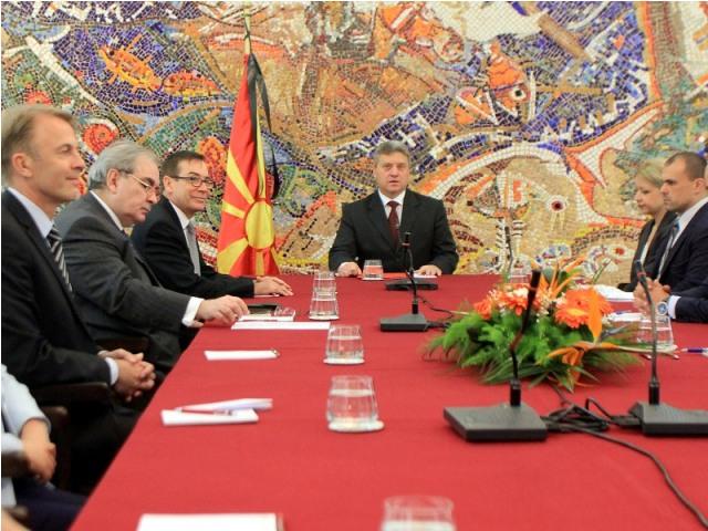 Diplomats in Skopje intensify their diplomatic efforts