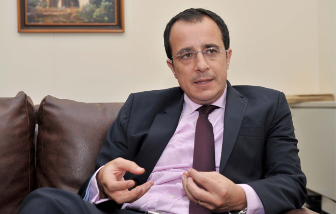 IBNA/ Interview with Cypriot Government Spokesman Nicos Christodoulides