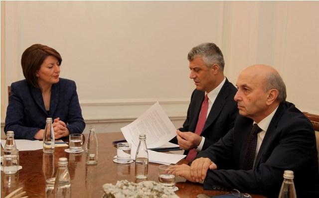 Kosovo condemns the unrest in FYROM