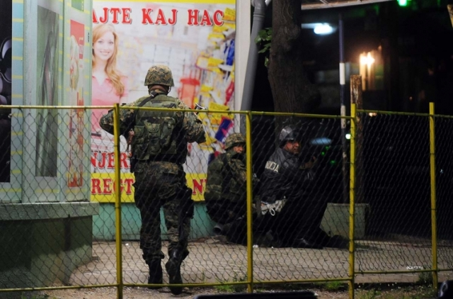 Kumanovo, two days of war with victims and wounded