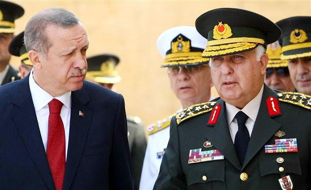 The illness of the Chief of the General Staff of Turkey raises questions