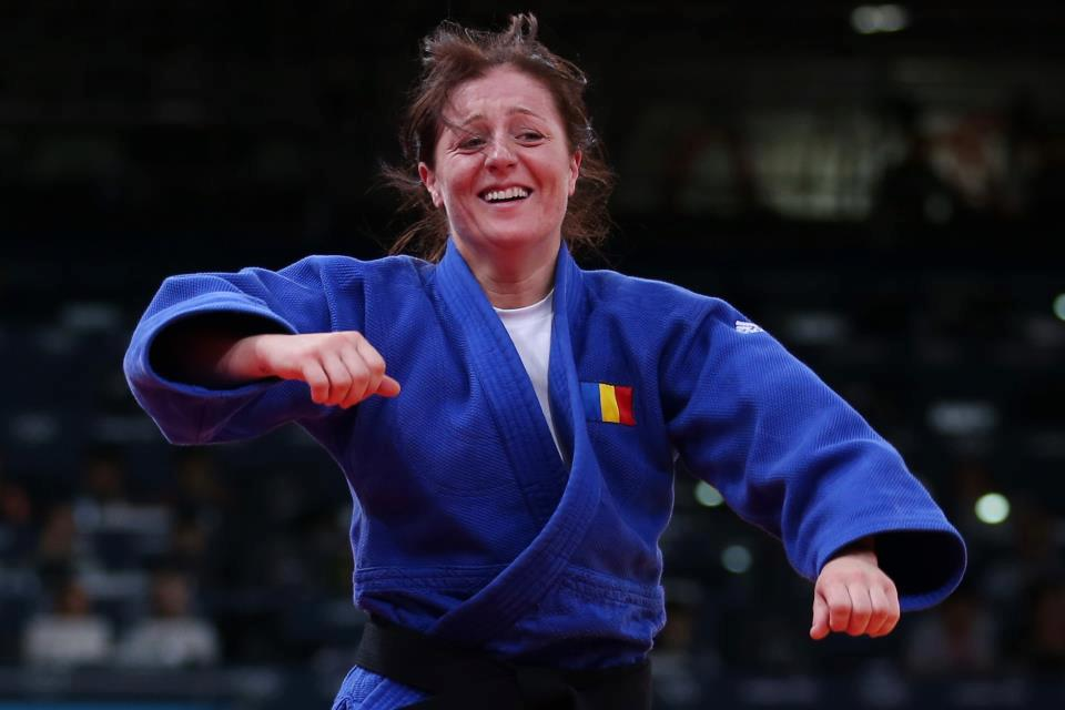 Romania reaps golden medals at the Judo Grand Slam in Baku