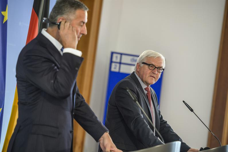 Steinmeier: We would like to see more examples like Montenegro