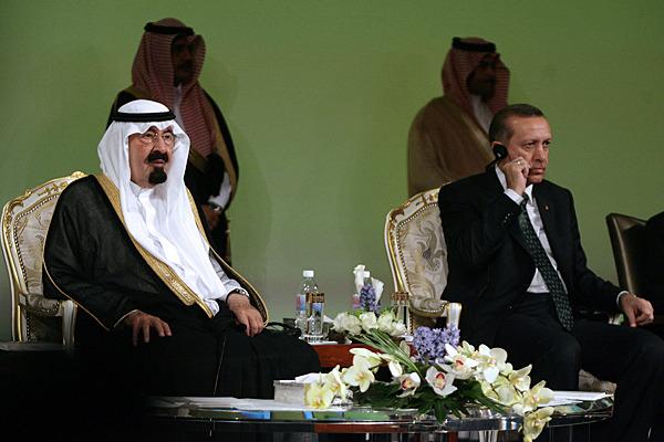 Turkey and Saudi Arabia form alliance over Syria?
