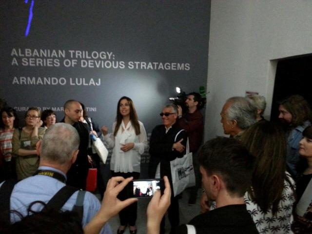 Albania in the Venice Art Biennale