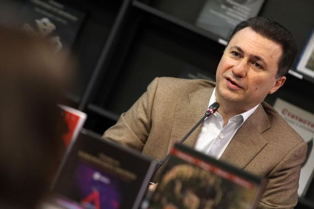 Gruevski: The opposition is taking advantage of the people's feelings, solution through dialogue