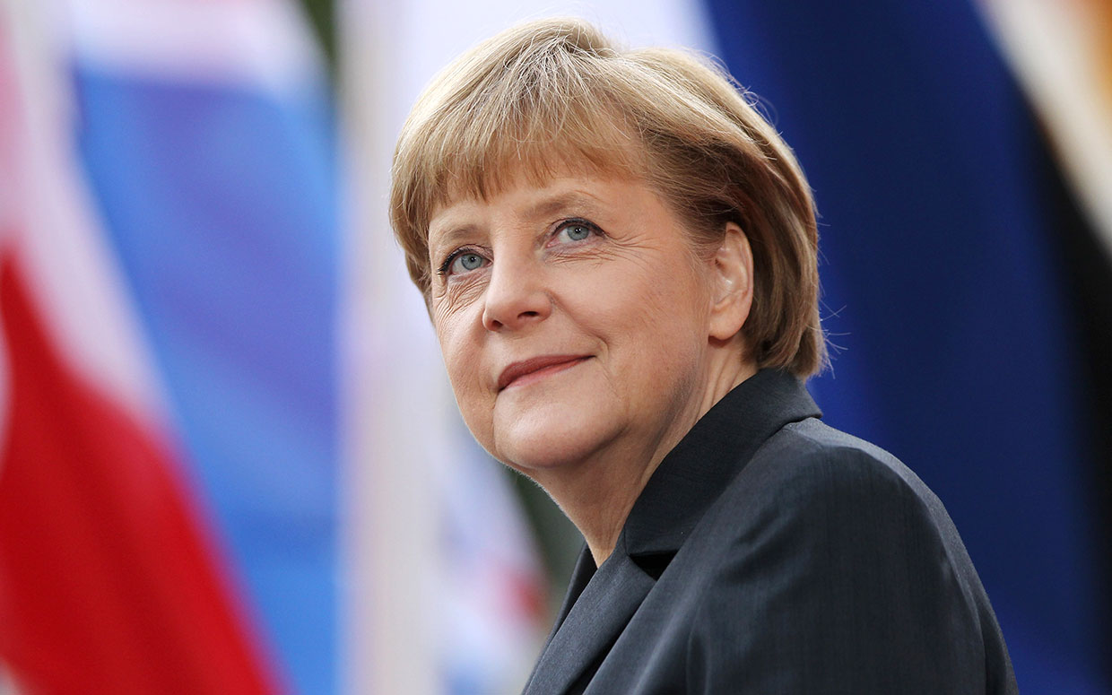 """Merkel: The """"roadmap"""" of the Eurogroup of February 20 is in effect"""