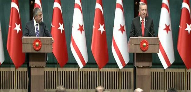Erdogan-Akinci meet in Ankara 'in the shadow' of their dispute